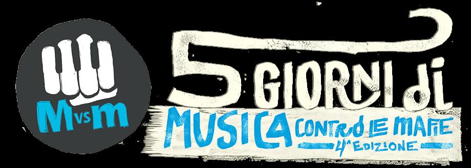 5 Giorni Musica contro le mafie
